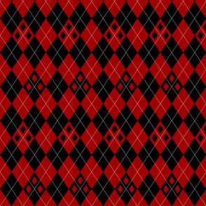 Harlequin Argyle