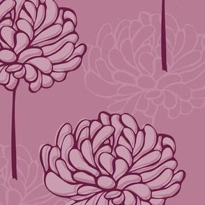 Vintage Chrysanthemum