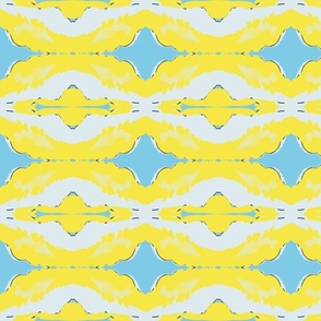 yellow weave