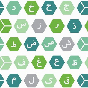 Arabic Alphabet 2