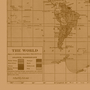The Old World - Super Sepia