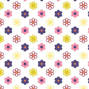 Hex Flowers multi_hex_3_inch
