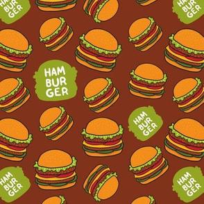 hamburger patten