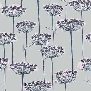 Fennel flowers - colorway 02
