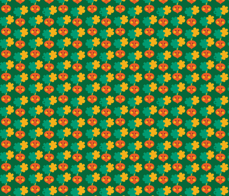 Retro Radice fabric by bora on Spoonflower - custom fabric
