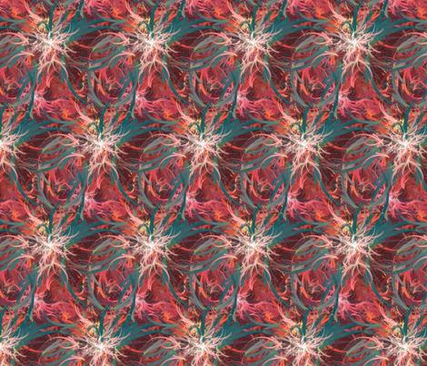beetles - Lebia grandis shell colors fabric by jennifurryrabbit on Spoonflower - custom fabric