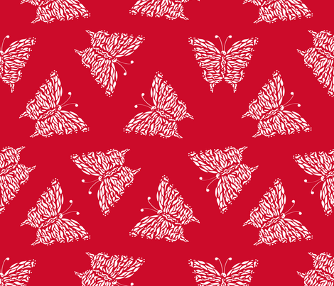 Gaiea fabric by jillodesigns on Spoonflower - custom fabric