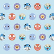 PokeDots - Water (large)