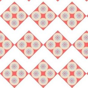 Symmetrical flowers