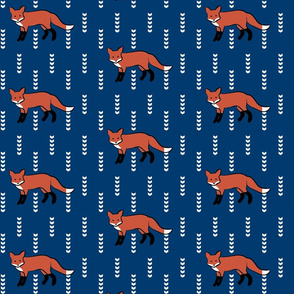 Navy Fox