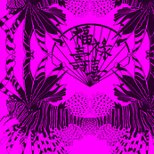 Lionfish on Purple