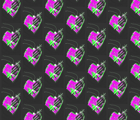 Gemini Gem fabric by menny on Spoonflower - custom fabric