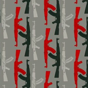 Kalashnikovs