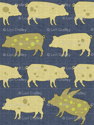When Pigs Fly Denim