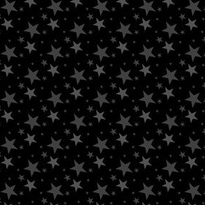 Grey Starry Night