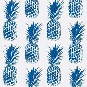 Pineapple Regal Blue