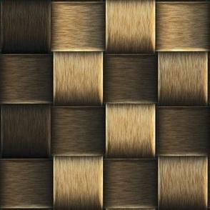 brass weave
