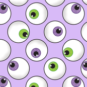 too many kawaii eyeballs