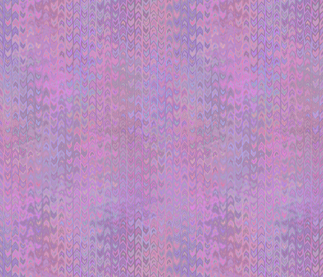 feather in raspberry ice fabric by weavingmajor on Spoonflower - custom fabric