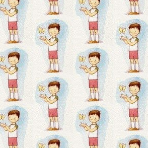 charlie's butterfly