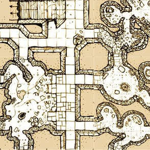 Geomorphic Dungeon Map Large