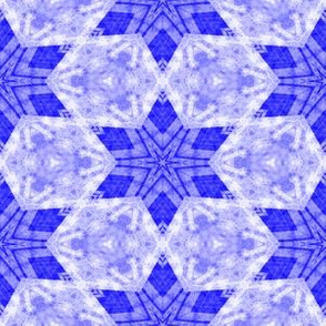 Patchwork: Starry Blues