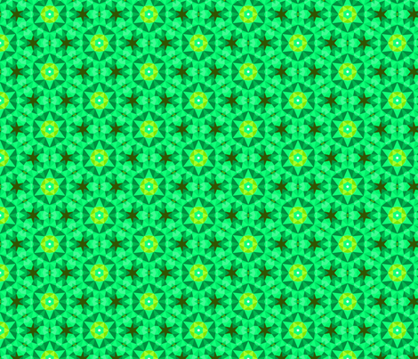 Green emerald sparkles fabric by tukkki on Spoonflower - custom fabric