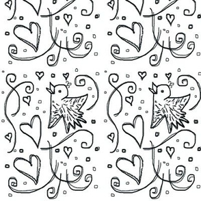 Bird&Hearts