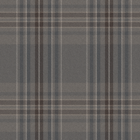 New ancient plaid 2 in weathered grey fabric for Grey tartan wallpaper