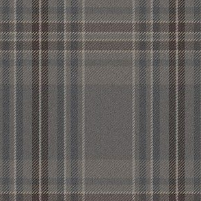 New Ancient Plaid 2 in weathered grey
