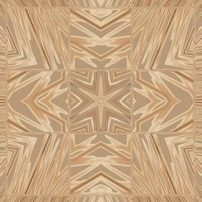 Caramel Abstract with Stars © Gingezel™