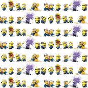 Small Line of Minions