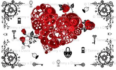 Bigger Heart Steampunk