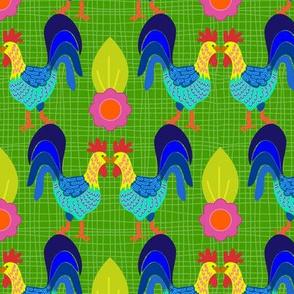 Pecking Order (Green)