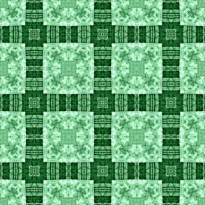 Patchwork: Green Simplicity