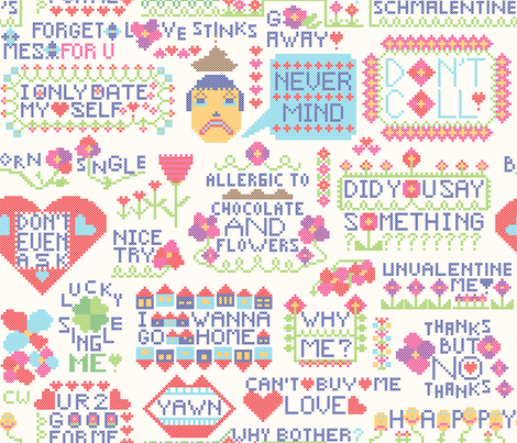 Happily Ever After fabric by christinewitte on Spoonflower - custom fabric