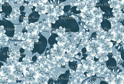 silver blosom