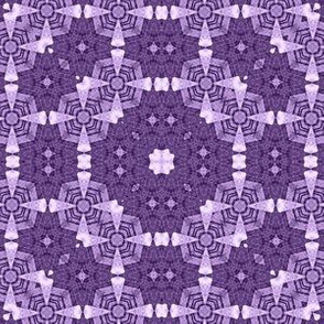 Patchwork: A Very Pointed Purple