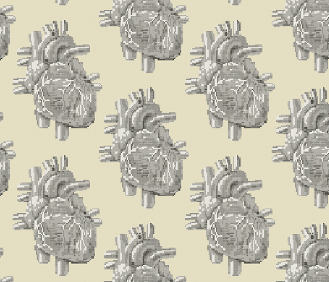 Return to Sender fabric by mariaspeyer on Spoonflower - custom fabric