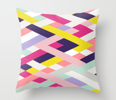 Smart Diagonals in Pink
