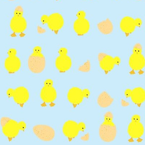 easter_chicks_on_blue
