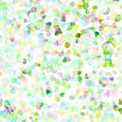 Confetti Green Speckles