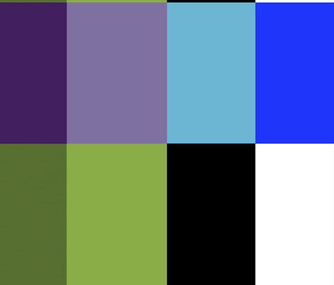 All In one color pallet