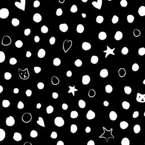 Polka Dot Cats