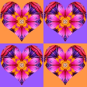 Heart Collage 1 - Peter's Petals