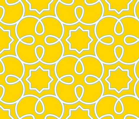Graphic_loopy_4_pattern_yellow_shop_preview