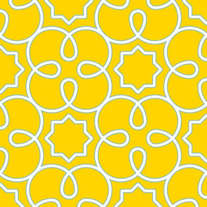 Geometric Loopy - Yellow