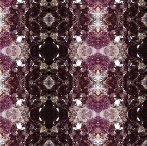 Amethyst fabric by hmooreart on Spoonflower - custom fabric