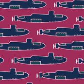 Pink Submarines