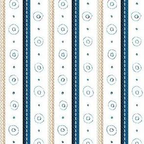 Circlestripes V Blue